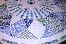 Mosaik - Tische