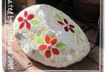 Mosaik - Steine