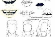 Kuvis: Ihminen/How to draw people