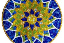 Mosaik - Mandalas