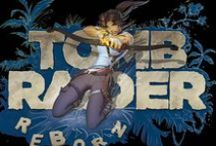 "TOMB RAIDER "" ALL TIME FAVORITE GAME """