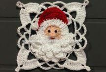 Häkeln - Weihnachten