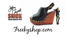 JEFFREY CAMPBELL / Shoes