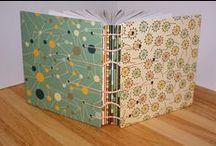 Kirjansidonta/ Bookbinding