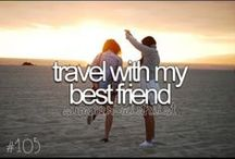 BUCKET LIST! / Things I want to doo before I die.