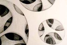 Kuvis: piirtäminen /Drawing