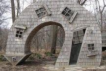 Arkkitehtuuri/ Architecture