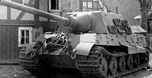 Panzerwaffe / Tanks, weapons, artillery, cannons, tank battles, WW2.
