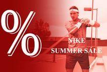 Anul acesta se poarta campionii / Colectia Nike Premier a campionilor Rafael Nadal si Roger Federer este disponibila la teniSShop! www.tenisshop.ro