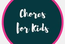 Chores for kids