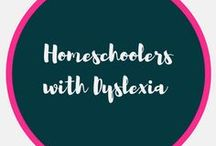 Dyslexia Helps / homeschoolers with dyslexia