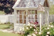 { The Perfect Garden Shed }