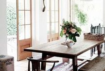 { Dining Rooms }