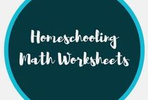 Math worksheets for 4th & 5th grade