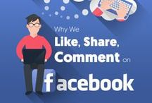Facebook / Social Networking site. The website was launched on February 4, 2004, by Mark Zuckerberg with his Harvard College roommates and fellow students Eduardo Saverin, Andrew McCollum, Dustin Moskovitz and Chris Hughes