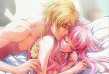Corazón de melón / Castiel ♡ Armin ♡ Lysandro ♡ Nathaniel ♡ Kentin ♡ Alexy ♡