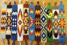 Helmikudonta/ Loom beading patterns