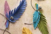 Käsityö: nahka/ leather crafts