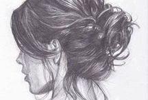 DRAWING - DESENHO / desenhos à mão