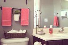 BATHROOM - BANHEIRO / Inspirações de banheiro decorado