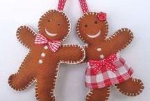 Käsityö: joulu/ Chrismas crafts