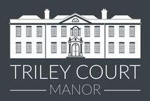 Triley Court Manor Logo