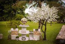 Decoração para Casamentos em Sítios / Ideias para decoração de casamentos em sítios e fazendas