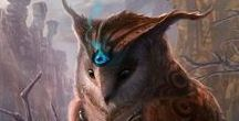 OWL ART OF ALL KIND
