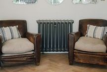 {Radiators} / Stay cosy...stylishly
