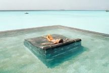 Relaxing Spaces / by Andrea Willis