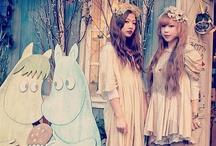 ☆ mori girls ☆
