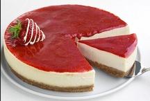 Tortas Cakes / mis favoritas las de chocolate, queso con frutillas...aunque la dieta me las prohíba. / by Moni S