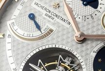 Vacheron Constantin / A collection of our favorite Vacheron Constantin watches and images.