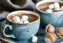 Hot Chocolate Recipes by Guest Editor RA Julieann!