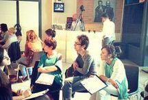 """OBIETTIVO IMMAGINE 07.04.14 / Una giornata all'insegna dei suggerimenti di Lelio """"lele"""" Canavero per diventare professionisti di.... immagine!"""