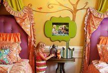 KIDS ROOM / Para decorar la habitación de mi hija.