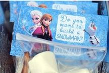 Party: Frozen Birthday Party Ideas