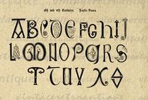 Alphabets and Scripts