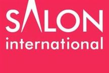 LONDON 2014 / In occasione dell'evento fieristico più importante del settore modacapelli! Salon International - Londra 11/16 ottobre 2014