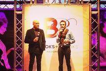 """BROOKS&BROOKS SHOW 2015 / L'esclusivo show di Sally e Jamie Brooks sula pedana di CAP29010! La moda, lo stile, l'eleganza e la perfezione londinese dei 3 volte premiati """"best hairdressers of the year""""! <3"""