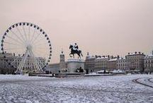 L'hiver à Lyon