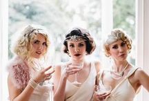 1920s / 1920s clothing & flapper dresses