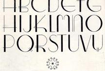 Typo/font/calli