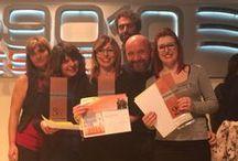 #COLLEGECAP 2014/2015 / Esame finale del #COLLEGECAP! Giovani Imprenditori della Bellezza crescono ^_^ Bravissimi!!!