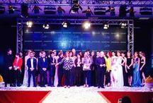 GANDINI CLUB - lancio moda / Il lancio moda della collezione primavera/estate 2015 del grandioso gruppo stilistico GANDINI TEAM! Davvero i numeri UNO! :)
