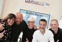 RAFFEL PAGES SHOW 24-25/05/2015 / Lo strepitoso team artistico di RAFFEL PAGES al CAP29010 direttamente dalla Spagna! Uno show favoloso ed un workshop eccellente! Stile, raffinatezza e passione latini sulla nostra pedana ;)