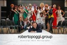 IMPRONTA OPEN SHOW 2015 / La tanto attesa presentazione della collezione moda p/e 2015 di IMPRONTA. Direttore artistico Roberto Poggi.