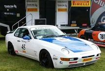 Porsche / IPS Invest are proud sponsors of Porsche Club Motorsport GB and regularly attend the race meets around the UK.