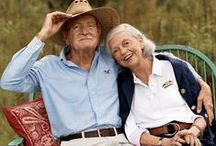 Classy Old Couples