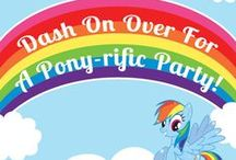 Party: My Little Pony Party Ideas / My Little Pony party ideas